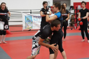MMA with Gustavo Falciroli. Photo @ Jess Fraser