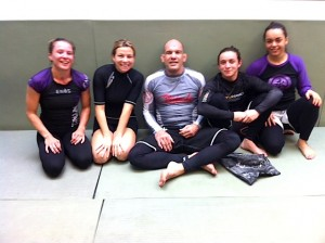 ladies no gi