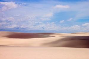 L dunes