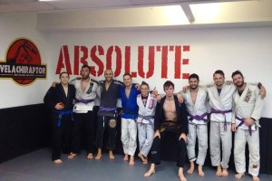 Purple Belt Dream Team plus a few)